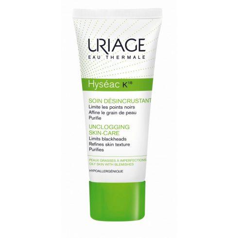 Uriage - Hyseac K18 40ml